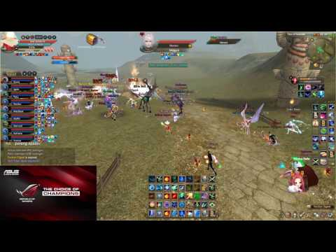 Perfect World Orion Private Server War - 1 February 2017