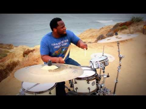"Tim ""Figg"" Newton Plays Drums in San Diego"