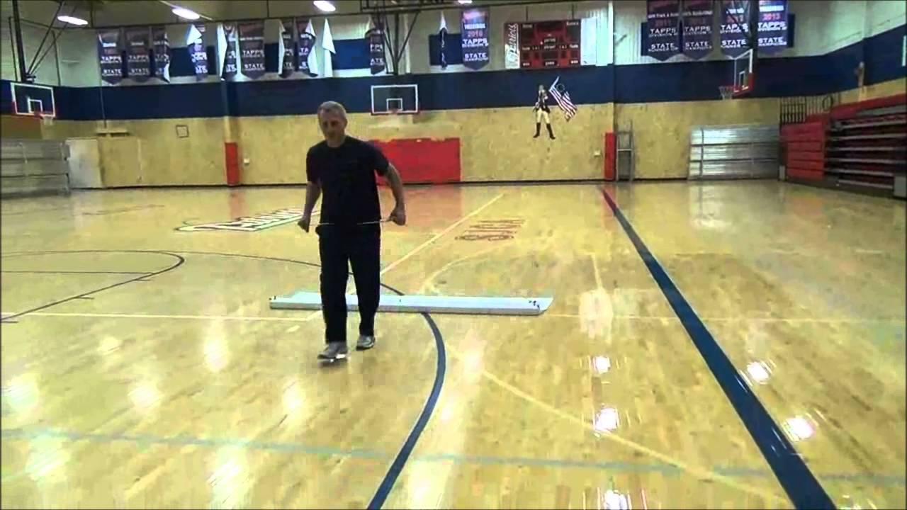 Mopsmart Wet Mop Your Gym Floor In 5