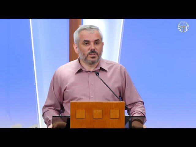 Serviciu divin - mesaj Teofil Gavril - 19.09.2021 - seara