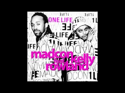 Madcon feat Kelly Rowland - One life (Lyrics/ Karaoke/ Instrumental)