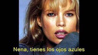 Ojos Azules - Elton John (Subtitulos en español)