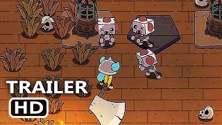 PS4 - The Swords of Ditto Mormo's Curse Gameplay Trailer (2019)