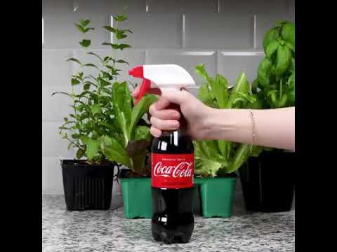 Uses of coca COLA