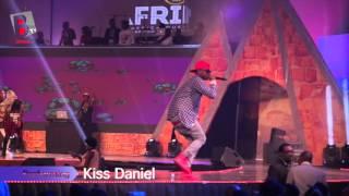 Video New Singing Sensation KISS DANIEL thrills the Crowd at AFRIMA AWARD 2015