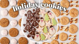 9 Must-Try Christmas Cookie Recipes!