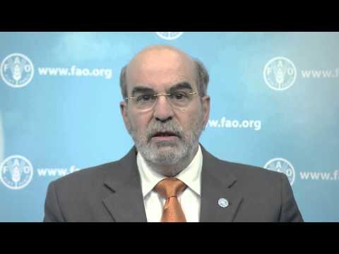 FAO Director-General José Graziano da Silva's message on Earth Day 2016