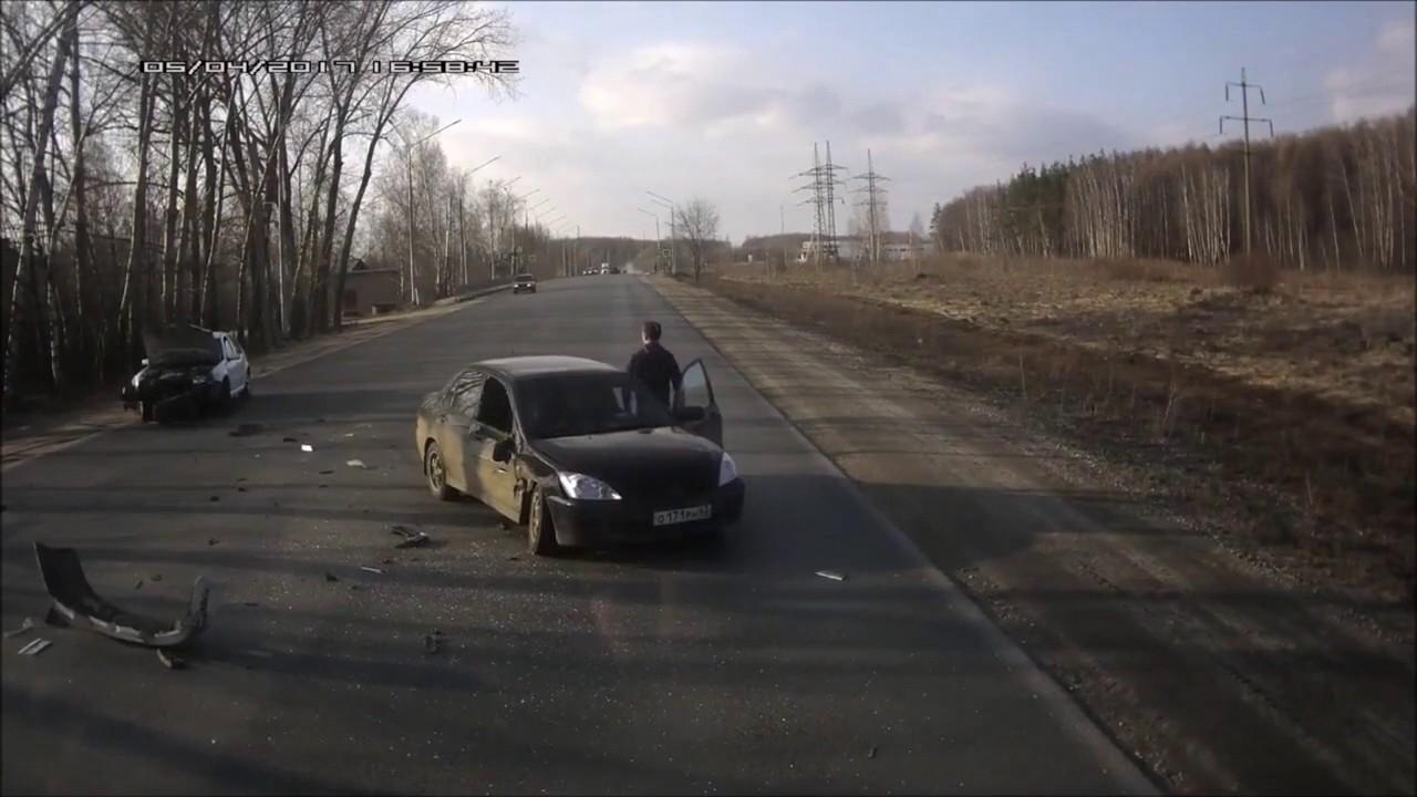 АВАРИЯ в Рязани - Ряжское шоссе!