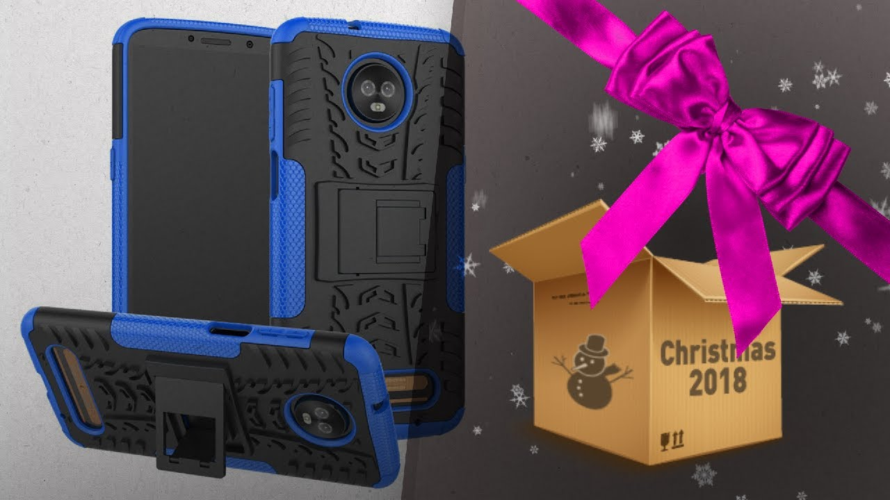 quite nice f43f9 c3323 Moto Z3 Otterbox Defender Case & More IDeas / Countdown To Christmas 2018!    Christmas Gift Guide