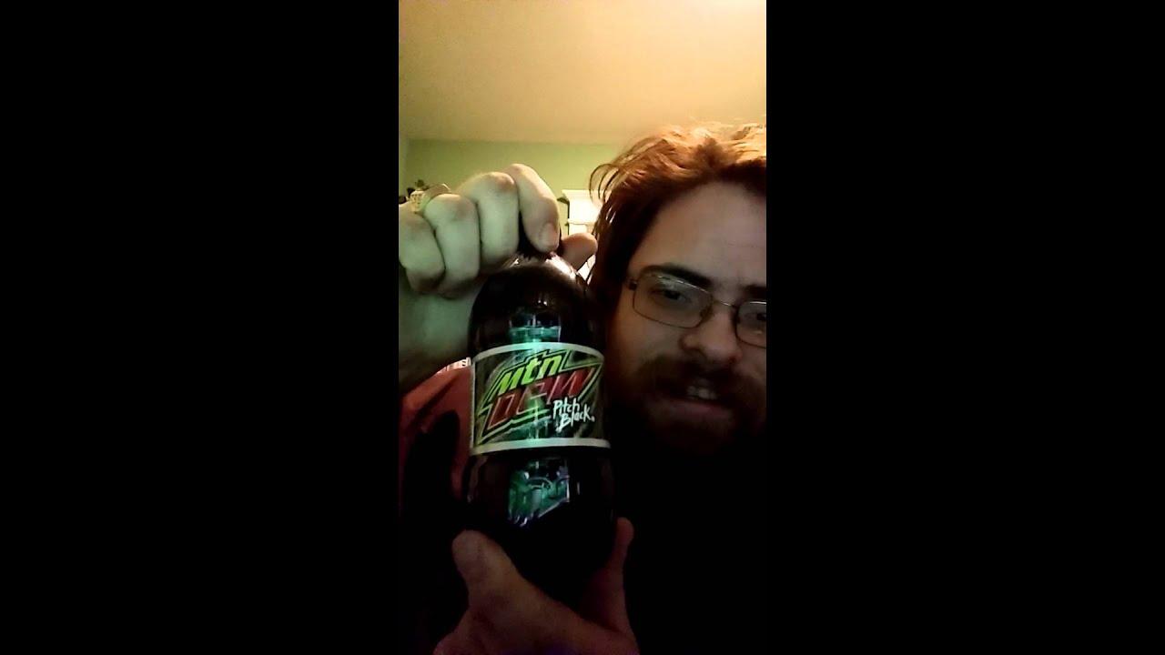 Mountain Dew Pitch black 2015 - YouTube