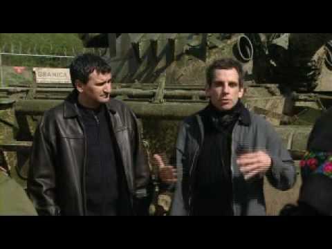 Extras Ricky Gervais & Ben Stiller