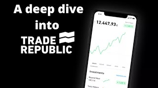 A detailed review of trade republic | cost trading in platform
