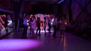 Свадебная сальса Шоу номер учеников и преподавателей школы Пепо&Фидель на вечеринке Marriage party