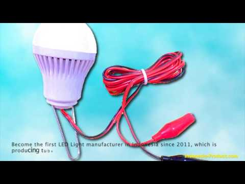 Quality LED Light and Electronic Manufacturer from Indonesia