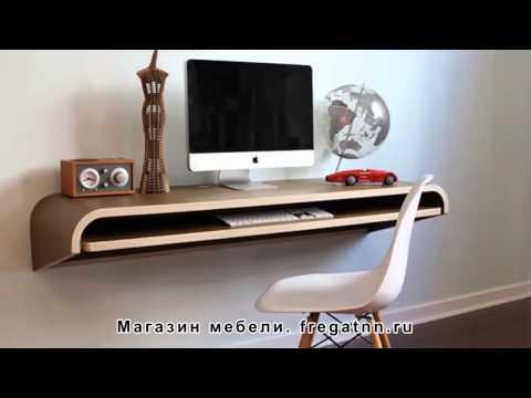 Компьютерные столы и кресла на любой вкус и цвет в ТК ТРИ КИТА