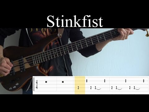 Stinkfist (Tool) - Bass Cover (With Tabs) By Leo Düzey