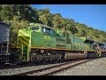 NS 592 and 593 in Dravosburg, PA | Featuring NS 1072