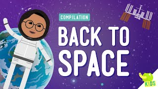 Space Compilation: Crash Course Kids