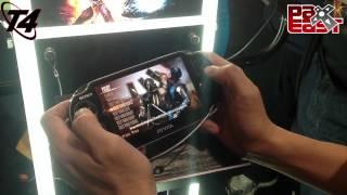 PAX East 2012 Coverage- Mortal Kombat for PS Vita