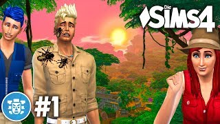 Reise nach Selvadorada | Let's Play Die Sims 4 Dschungel-Abenteuer Gameplay Pack #1