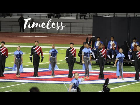 Saratoga High School Marching Band 2019 Sierra Cup Classic Finals