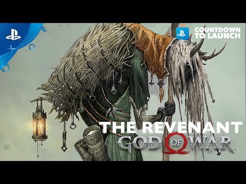 God of War's Bestiary: The Revenant   Countdown to Launch