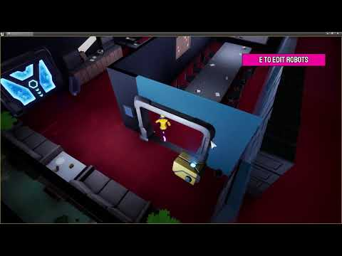 Robits Level Design Walkthrough