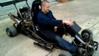 GSXR Go Cart - 1100cc GoKart!!