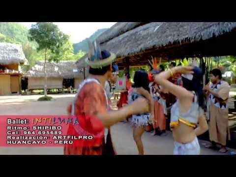 DANZA SHIPIBO - BALLET  INTILUNA - EN CALIDAD HD