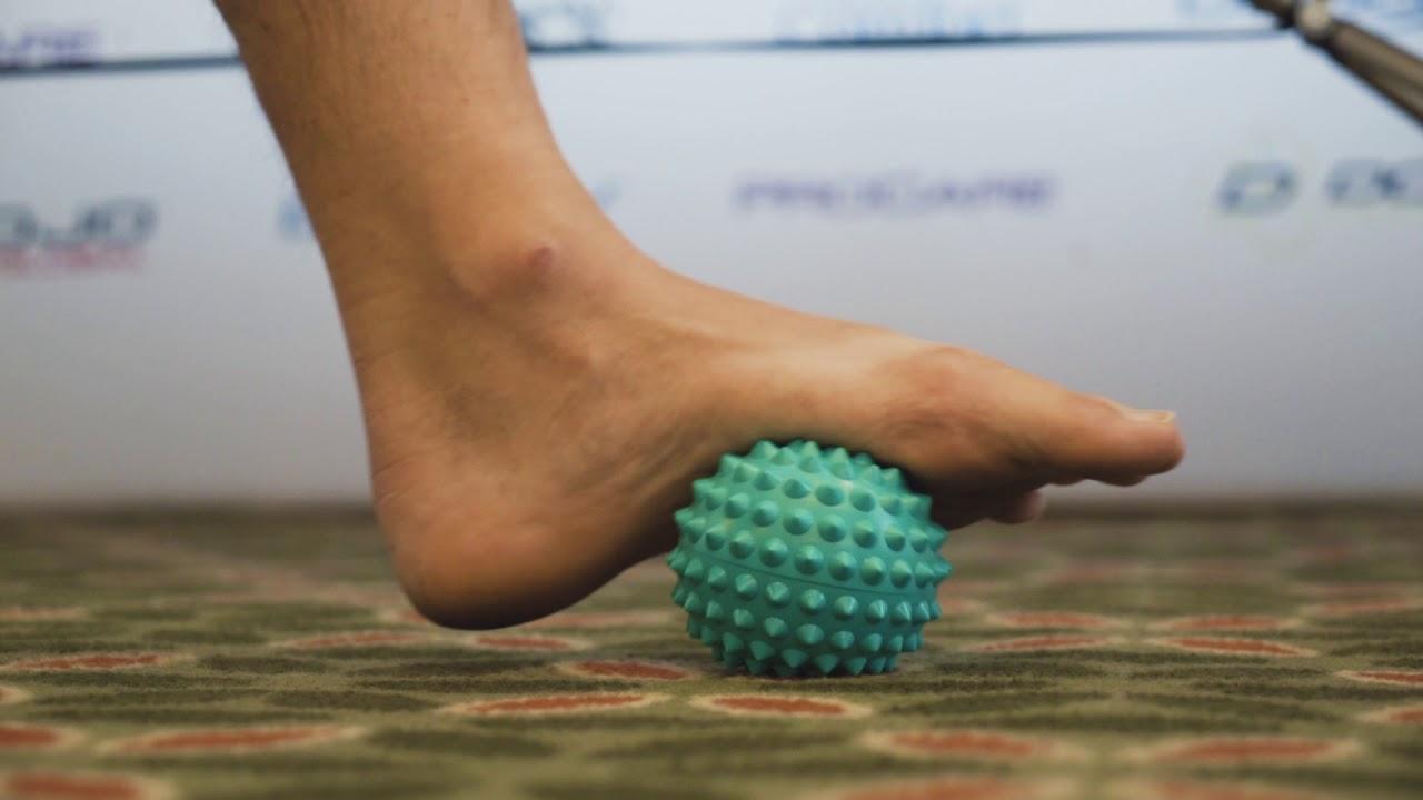 Spikey Ball for Plantar Fasciitis