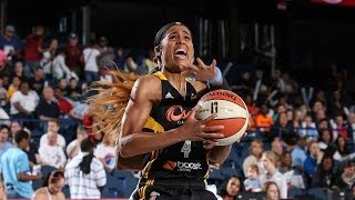 Skylar Diggins Sets Career-High in Overtime Thriller!
