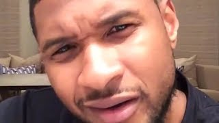 Usher Reacts To The Recent Stories About Him