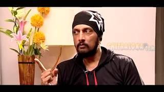 Kiccha Sudeep First Online Interview - Part 1 - Exclusive