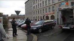 Türke in Leipzig-Reudnitz in die Beine geschossen