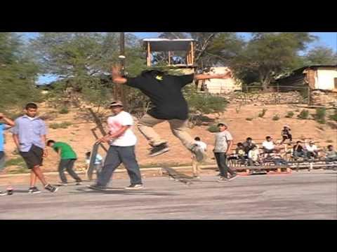 Game Of Sk8 Avanzados Mexicali Rio Nuevo Skatepark