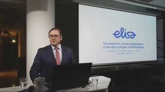 Elisa sijoituskohteena   Nordnet 15.3.2018