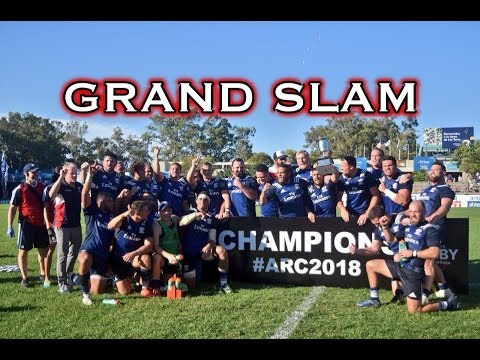 Americas Rugby Championship 2018: USA Eagles Defend Title with Grand Slam  | The Hook 31