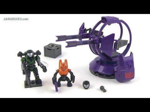 Mega Bloks Covenant Shade Turret Instructions