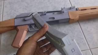 Paper Craft AKM 47 V2 modernized