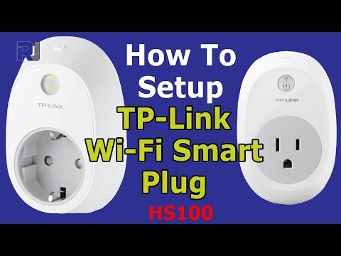 Turn On AC Load Remotely With Your Mobile Phone Using TP-link HS100 Wifi Smart Plug