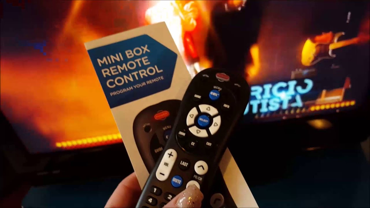 How To Connect Your Cox Mini Box Youtube