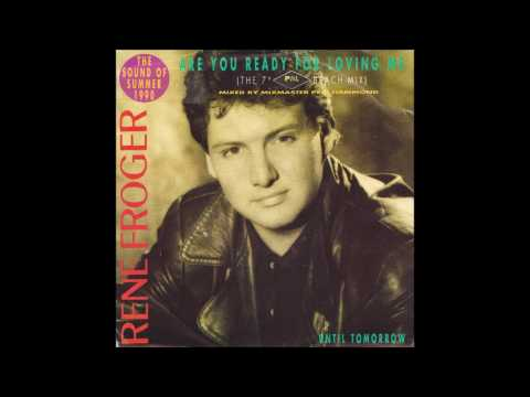Rene Froger - 1990 - Are You Ready For Loving Me