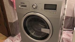 стиральная машина Korting KWM 55F1285 обзор