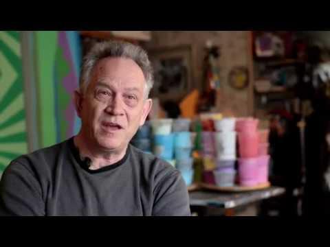 Inside the Artist's Studio: Gary Panter