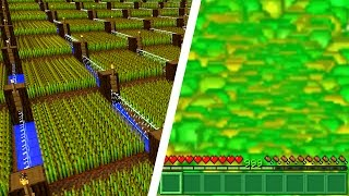 Top 12 Useful XP Farms and Automatic Farms in Minecraft Pocket Edition
