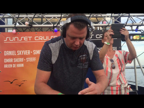 Steeff, Summer Cruise-Sunset & Classics pres. by Trance Vision, Amsterdam [Sept 19, 2016] Part2