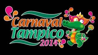 Logo Carnaval Tampico 2014