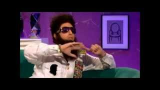 The Dictator (Sasha Baron Cohen) - Interview May 2012