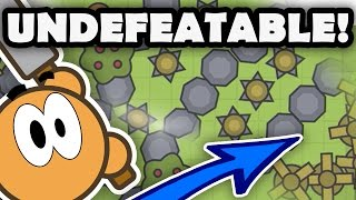 MOOMOO.IO BEST VILLAGE/ BASE DESIGN     You are not getting in this one    Moomoo.io Strategies