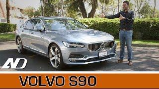 Volvo S90 - Olvídate de los alemanes